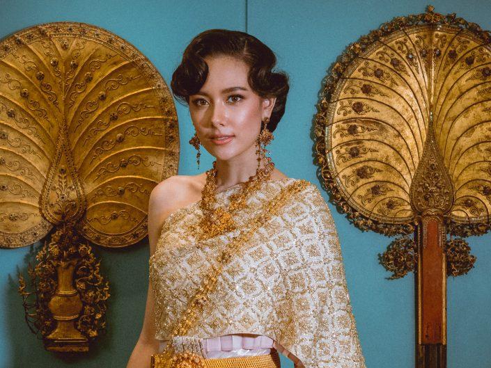 THAI DRESS / AMATA WEDDING